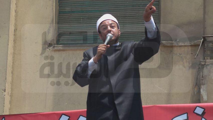 جمعة رابعة: السيسي خان الله ورسوله..وفي عمر مكرم: الإخوان سحرة فرعون