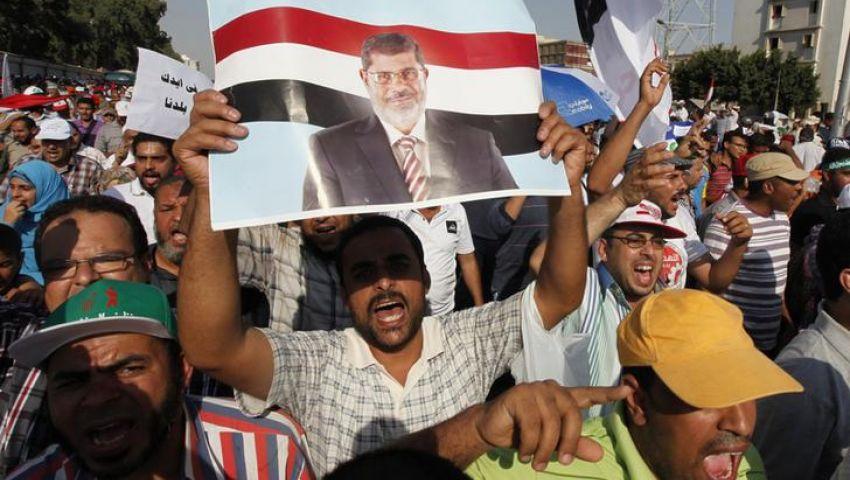 الصعايدة يناضلون بشراسة لعودة الرئيس المعزول