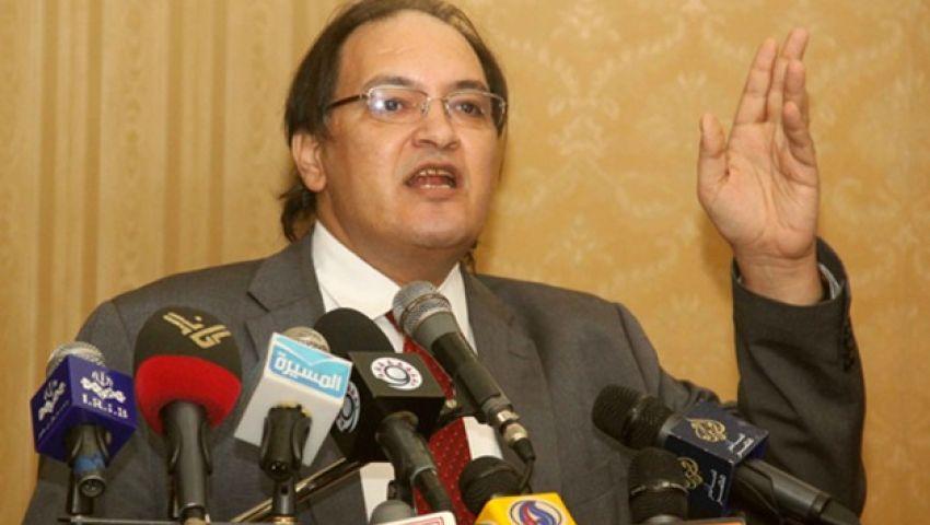 حافظ أبو سعدة: التصدي للإرهاب يحتاج تطوير سياسة منع الجريمة قبل وقوعها