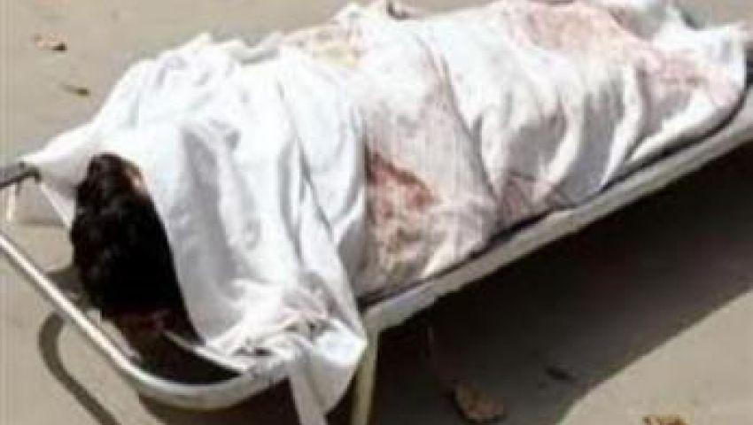 مدمن يقتل والدتة بمنطقة بولاق الدكرور