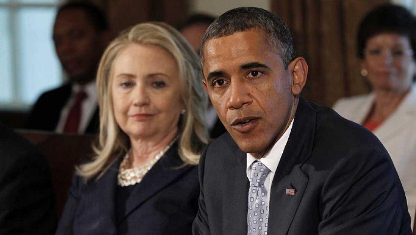 للمرة الأولى.. أوباما يشارك في حملة كلينتون الانتخابية