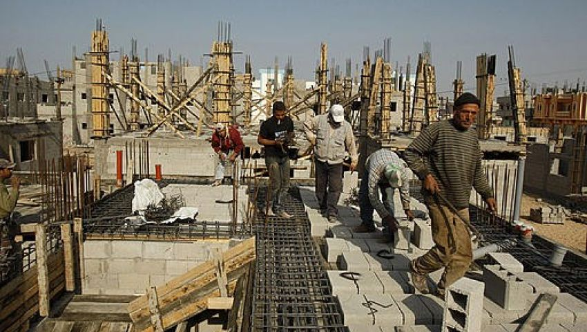 شركات المقاولات المصرية تبحث عن نصيبها فى العاصمة الجديدة مصر