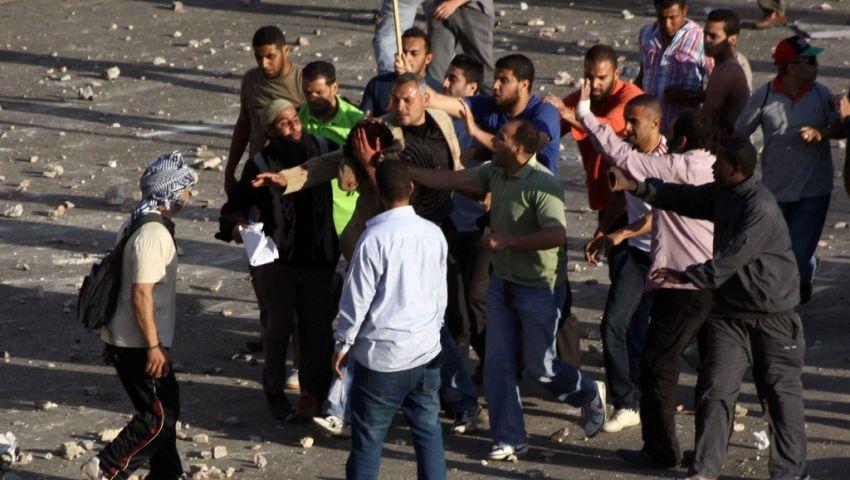 اشتباكات بين أنصار مرسي وأهالي بالإسكندرية