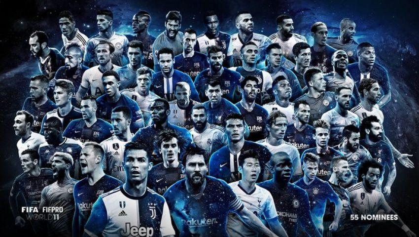 إنفوجراف  صلاح ضمن 55 مرشحًا لتشكيلة الأفضل في العالم