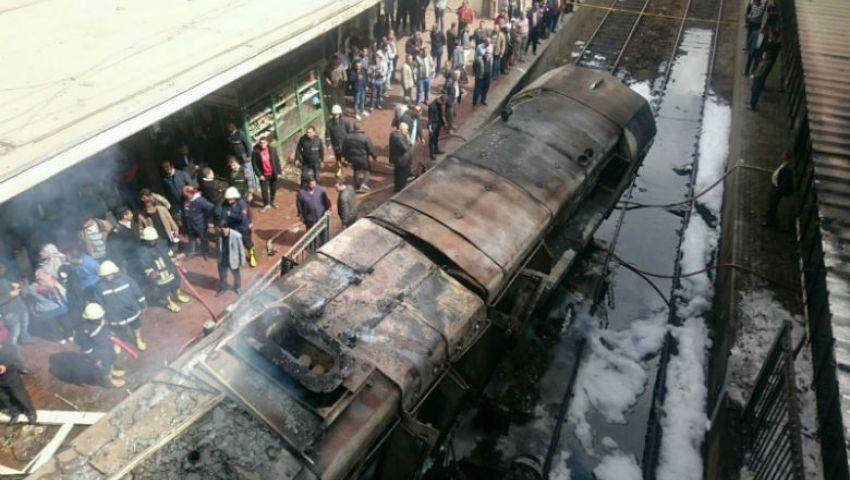 نيويورك تايمز: 11 ألف حادثة قطارات بمصر منذ 2008