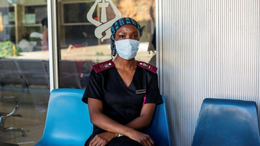 «كورونا» يصيب 41 ألف عامل بالقطاع الصحي في إفريقيا