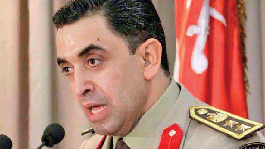 القوات المسلحة تنفي مهاجمة الفريق صبحي لمؤيدي مرسي