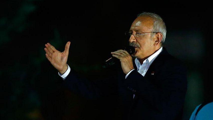 زعيم المعارضة التركية: أصبحنا نمثل 82 مليون نسمة