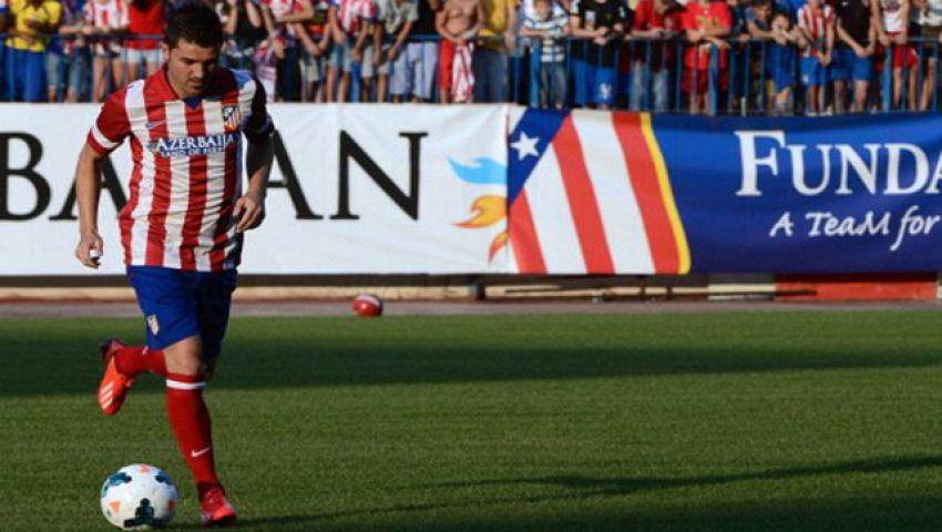 فيا: سأحتفل إذا أحرزت في مرمى برشلونة