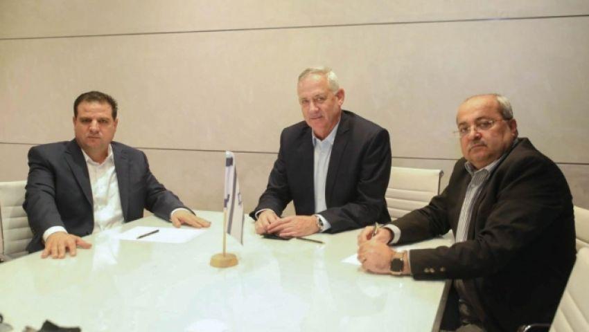 لأول مرة.. العرب على طاولة مشاورات تشكيل الحكومة الإسرائيلية