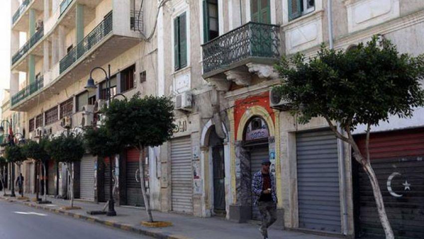 طرابلس تواصل الإضراب.. ومظاهرات جديدة الجمعة