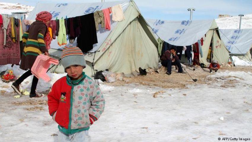 من مخيم الركبان إلى «الهول».. البرد يحصد أرواح «النازحين السوريين»