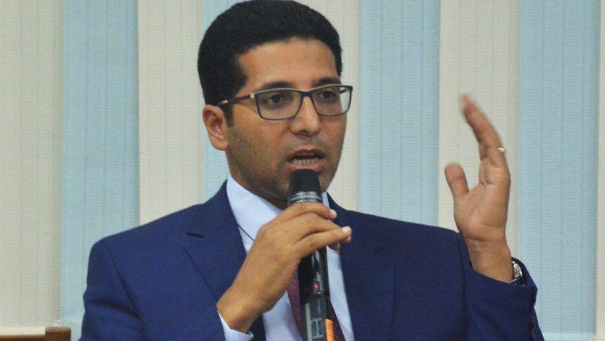 هيثم الحريري عن إحالة «تيران وصنافير» للجنة التشريعية: اتفاقية برائحة دماء الشهداء