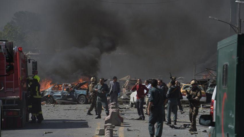 مقتل 6 شرطيين في تفجير انتحاري بمدينة كوندوز الأفغانية