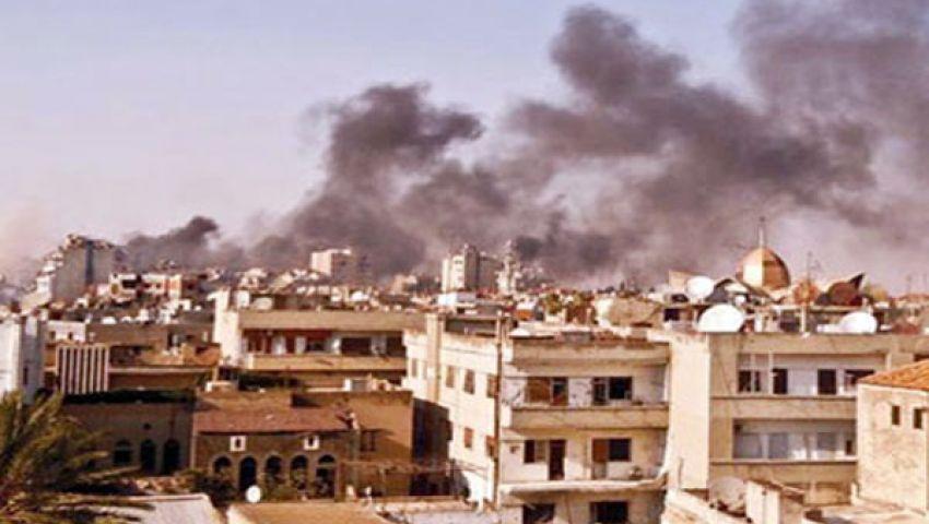 الجيش الحر: نظام الأسد قابل دعوات هدنة رمضان بالقصف