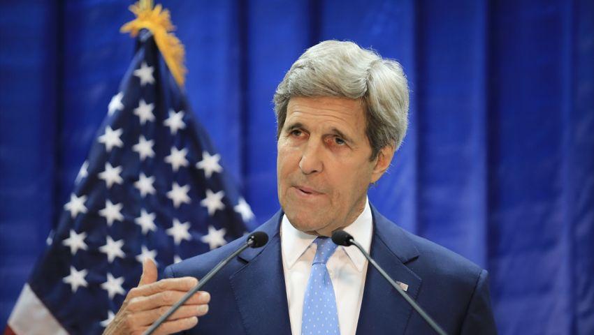 كيري: أيام داعش في العراق وسوريا معدودة