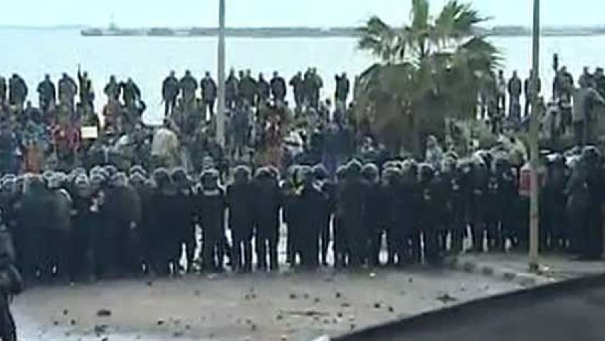 مصر القوية بالإسكندرية يستنكر القبض على أحد أعضائه
