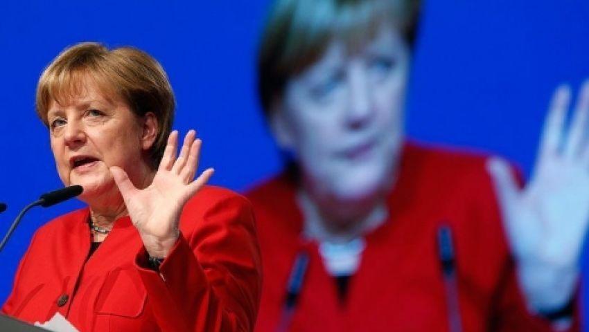 ميركل: لا أتوقع خروج دول أخرى من الاتحاد الأوروبى
