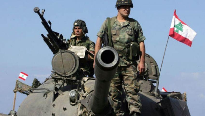 الجيش اللبناني يعتقل 6 فلسطينيين حاولوا السفر لسوريا