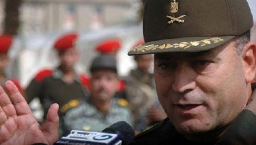 قائد الجيش الثالث يدعو لمصالحة تشمل التيارات الدينية