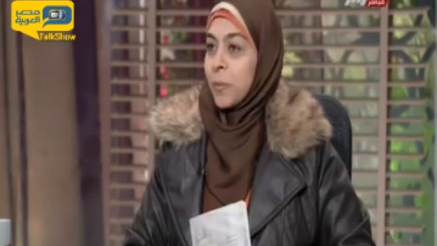 فيديو.. شاعرة تختصر وضع مصر في 10 ثوانٍ
