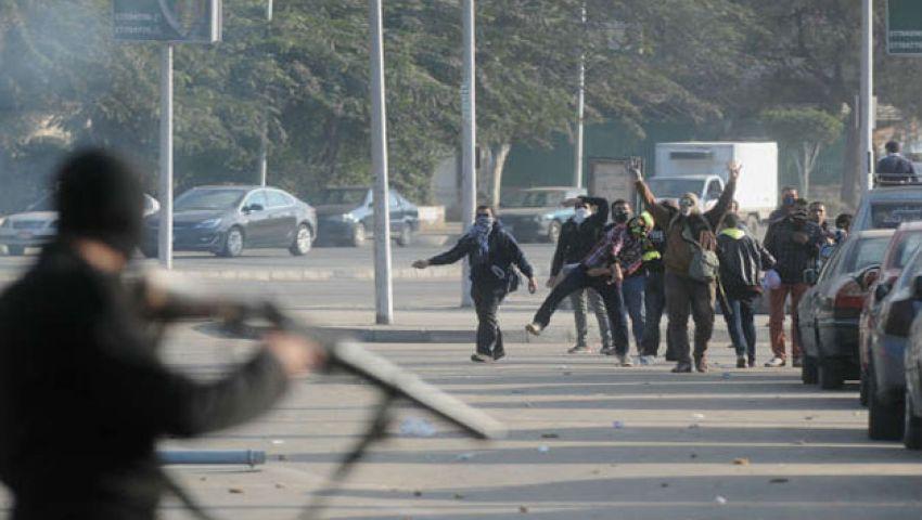 القبض على 20 طالبًا في اشتباكات جامعة القاهرة
