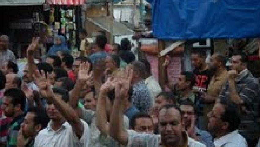 تجديد حبس 135 من أنصار مرسي بالإسكندرية 45 يومًا