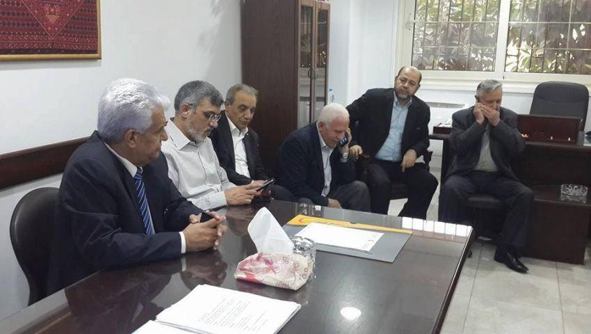 بدء جولة جديدة من المصالحة بين فتح وحماس بالقاهرة
