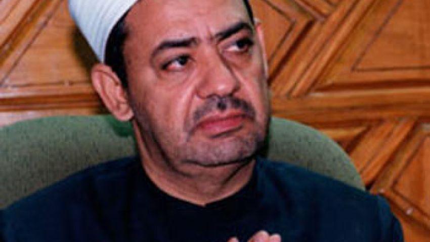 نشطاء يلتقون شيخ الأزهر لبحث المصالحة الوطنية