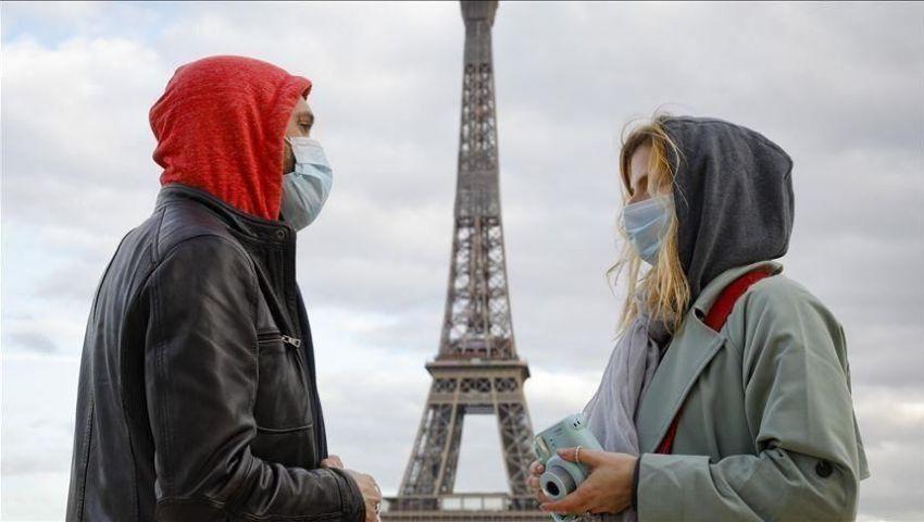 فرنسا.. تسجيل حصيلة «غير مسبوقة» لإصابات فيروس كورونا