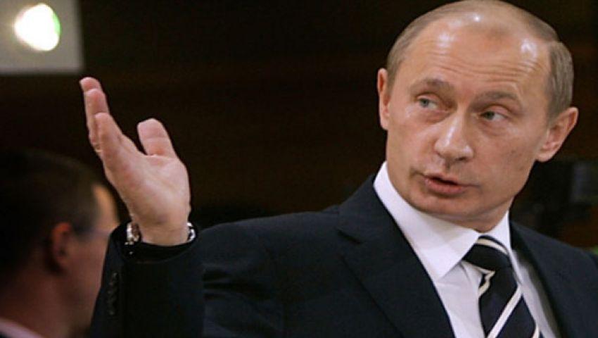 بوتين: لا تسلحوا معارضين سوريين يأكلون أعضاء بشرية