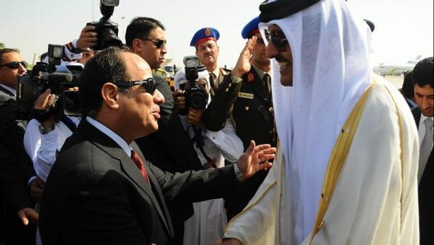 دبلوماسي عربي: اتفاق مبدئي بين مصر وقطر على عودة سفيريهما