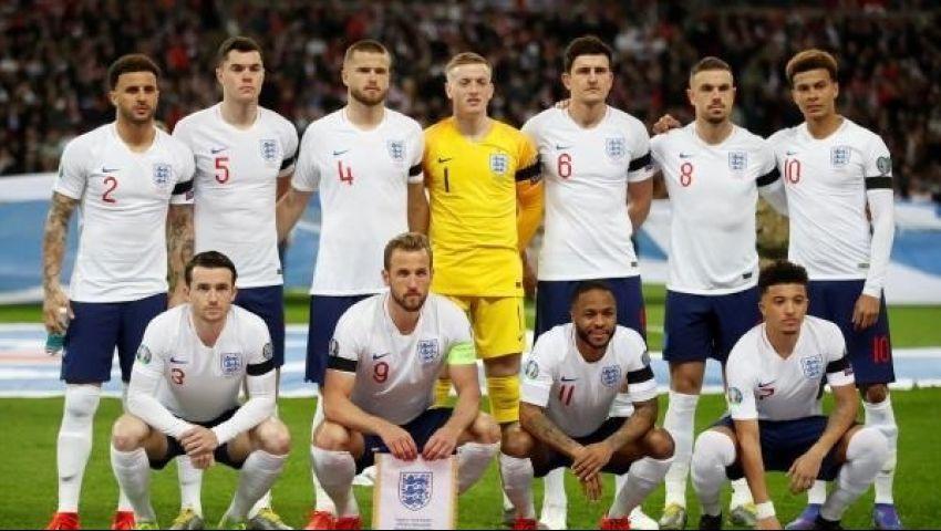 نتائج مباريات اليوم فى تصفيات اليورو.. إنجلترا تخسر أمام التشيك والبرتغال تهزم لوكسمبورج