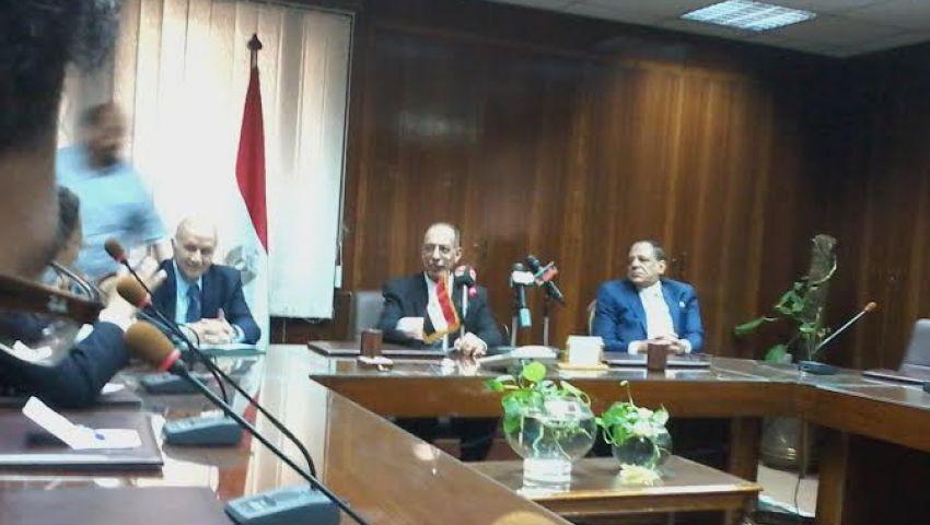 وزير العدل: لا عودة للأموال المهربة قبل الأحكام النهائية
