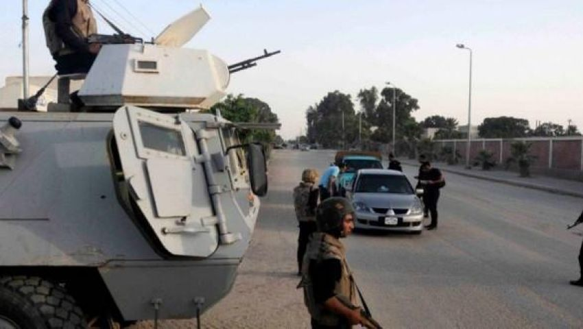إصابة مواطن برصاص قوات أمنية في رفح