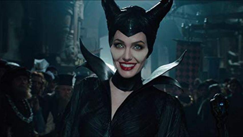 بالفيديو| كيف تتحول أنجلينا جولي لـ«Maleficent»؟
