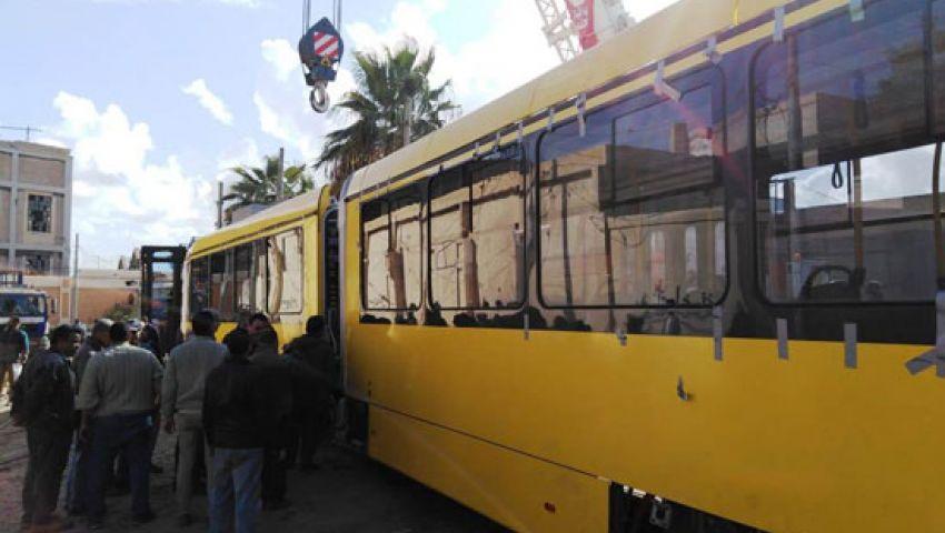 التذكرة بـ 5 جنيهات.. كل ما تريد معرفته عن الترام المكيف بالإسكندرية (صور)