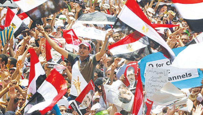 صامدون:استطعنا الوصول للاتحادية وهتفنا ضد العسكر