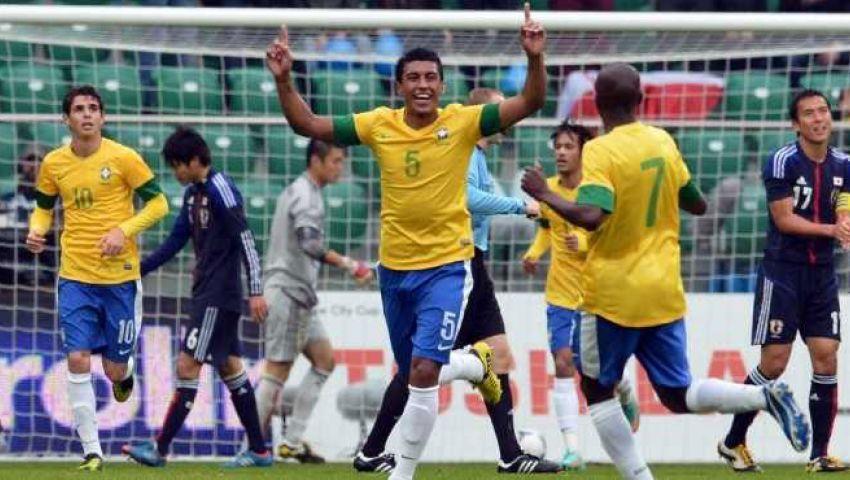 112 مليون دولار دخل البرازيل من السياحة خلال كأس القارات