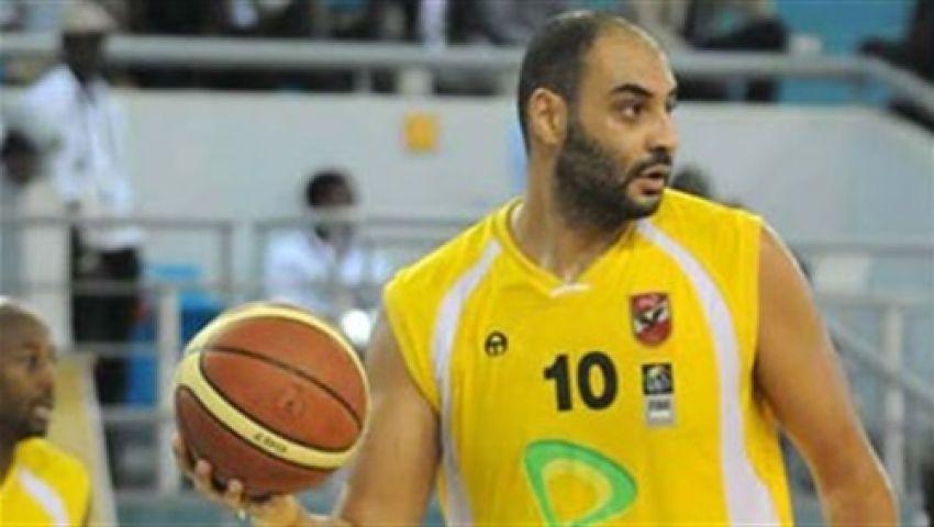 هروب الغنام وإسماعيل أحمد من منتخب السلة