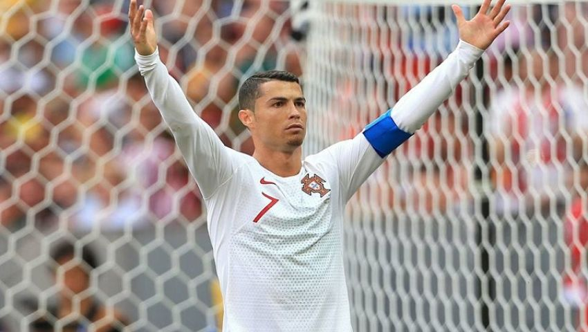 فيديو| 5 أرقام لرونالدو بعد هدفه في شباك المغرب بالمونديال