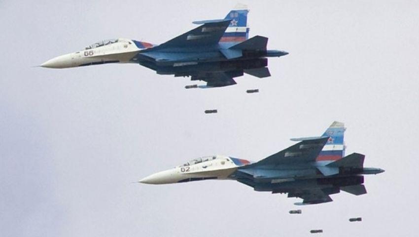 روسيا ترسل المزيد من الطائرات القاذفة إلى سوريا