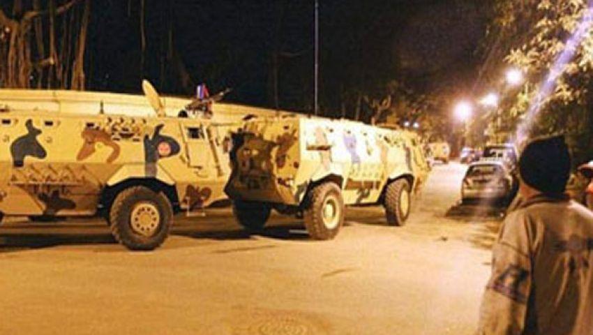 القبض على 5 أشخاص لمخالفتهم حظر التجول بالإسكندرية