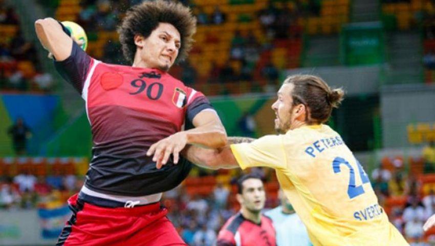 مصر تتعثر أمام السويد في افتتاح مشوارها بمونديال اليد (فيديو)