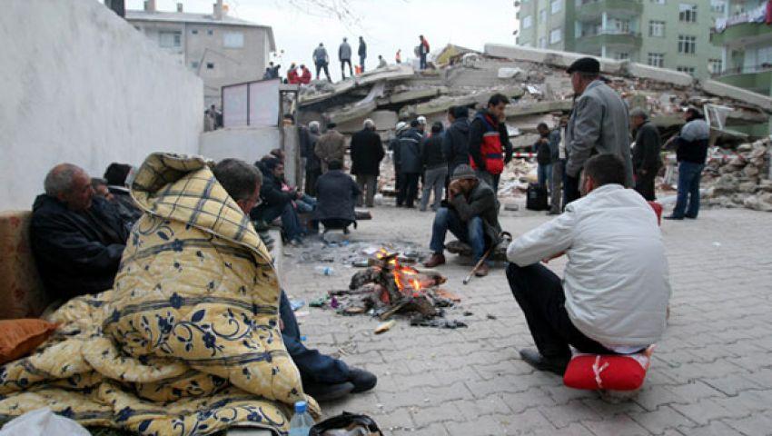 زلزال بقوة 4.5 في محافظة وان التركية