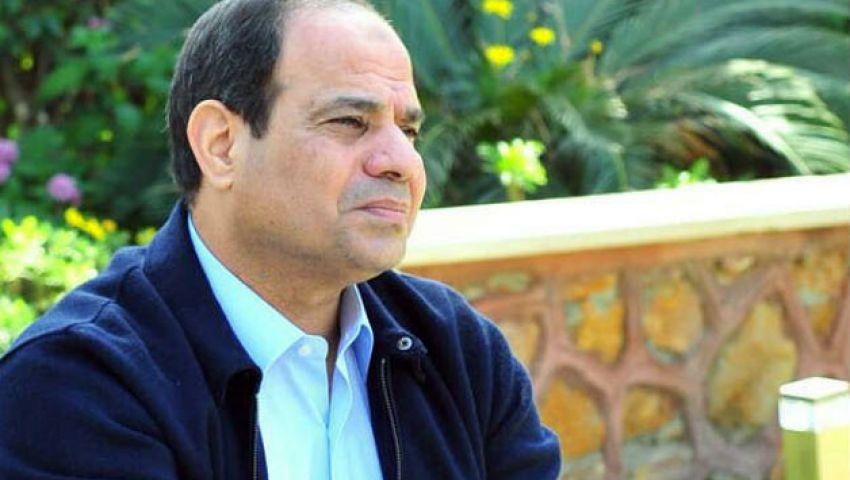 علي جمعة وشوبير في ضيافة نجل كمال الشاذلي لدعم السيسي