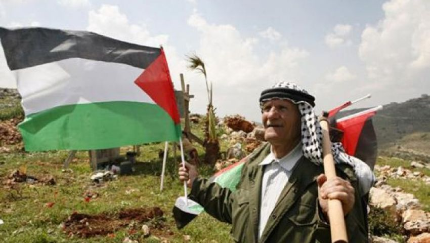 في ألمانيا وهولندا.. المئات يحيون ذكرى «يوم الأرض» الفلسطيني