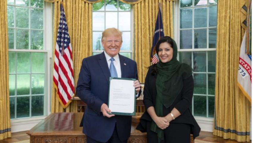 شبيجل تكشف كواليس تعيين أول سفيرة سعودية بواشنطن