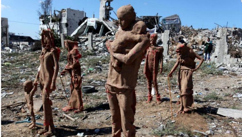 موقع فرنسي: لا تعتمدوا على مؤتمر إعمار غزة