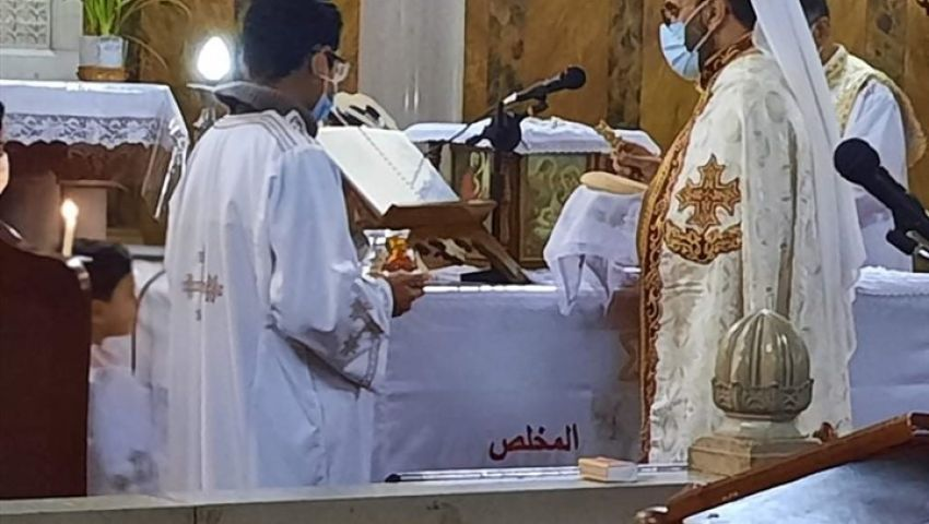 عيد الغطاس في زمن الكورونا.. هكذا استعدت الكنائس لإقامة القداسات